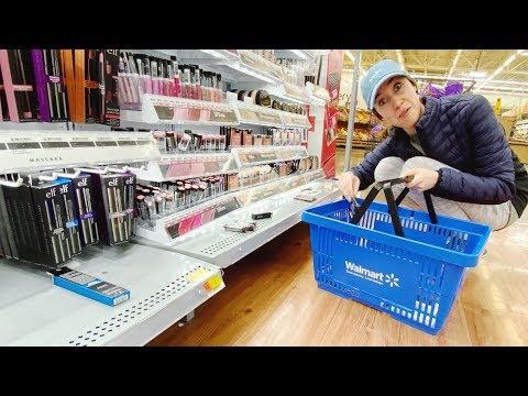 Using ONLY Bottom Shelf Makeup at Walmart thumbnail