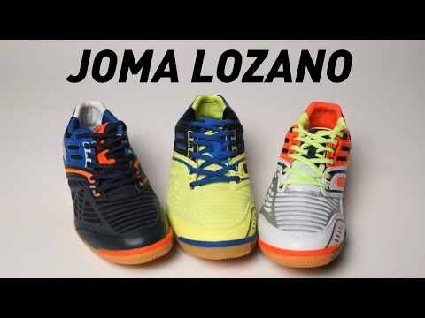 Review zapatilla Joma Lozano