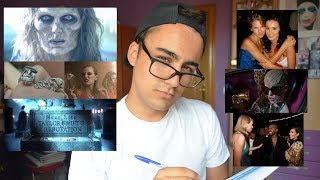 ANÁLISIS: (Video) Taylor Swift - Look What You Made Me Do | JJ