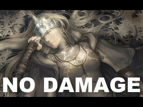 Dark Souls 3 - All Boss Fights (Miracle Vers.) - SOLO, NO DAMAGE (NG+7)
