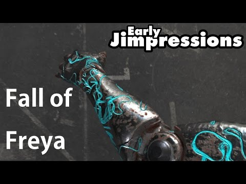 FALL OF FREYA - Call Of Duty Zombies With Blue Lights