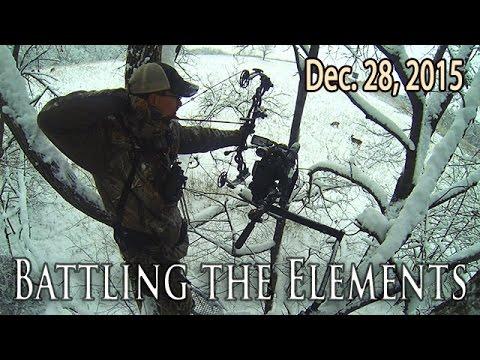 Midwest Whitetail | Nebraska Late Season Deer Hunt