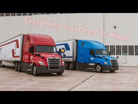 Everything You Want to Know About Crete Carrier/ Shaffer Trucking