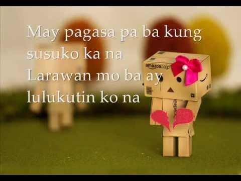 Pagsuko by Jerih Lim Lyrics.wmv