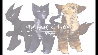 Power Of Three speedpaint