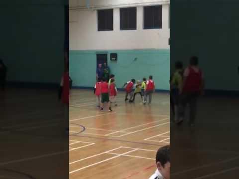 Donnacha Basketball