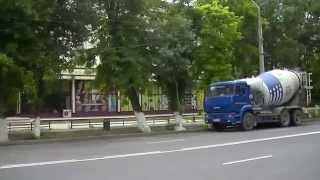 Тараз (Джамбул) Видео-панорама у бывшего ДОСААФ, сейчас гостиница Ән-Ел, ул. Советская(, 2015-05-31T15:01:58.000Z)