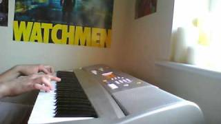 LOst Oceanic Six Theme Piano (There