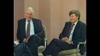 Clive James At Home - Gough Whitlam Geoffrey Robertson