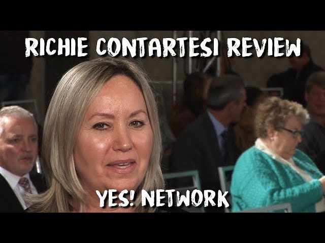 Richie Contartesi Review - YES! Network