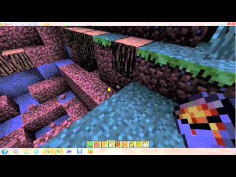 Cool Enderman Trap in Minecraft!.flv