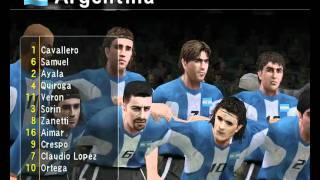 Best Soccer Game Ever: Winning Eleven 7 International Part 1