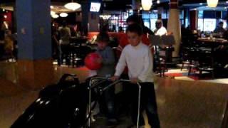Bowling at Splitsville-Tampa Jan.2010