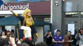 Cosplay - Lady Oscar - Japaniort 3, Niort