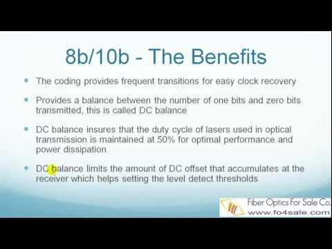 What is 8B/10B Line Encoding?