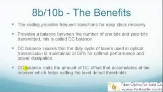 what is 8b 10b line encoding