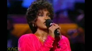 whitney houston one moment in time1990 live