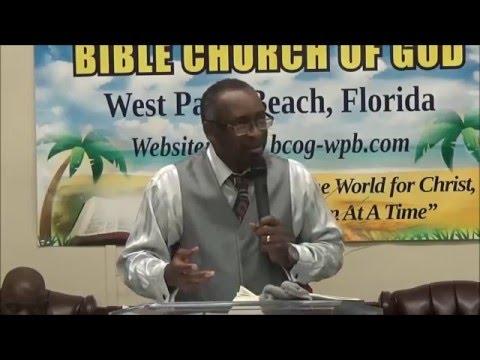Bishop Gerald Banks, BCOG WPB