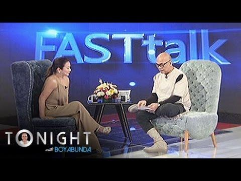 TWBA: Fast Talk with Korina Sanchez