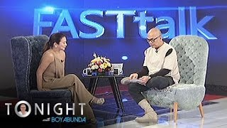 TWBA: Fast Talk with Korina Sanchez