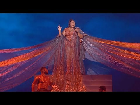 Lizzo - Cuz I Love You / Truth Hurts / Good As Hell / Juice [Live at the BRITs 2020]