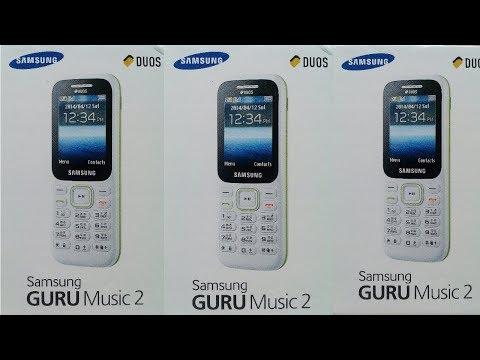 hindi!-samsung-guru-music2-unboxing!-samsung-keypad-mobile-phone