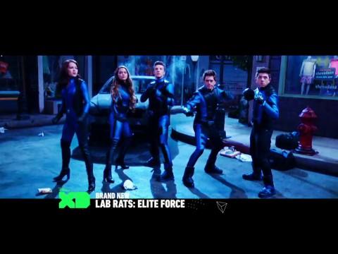 The Ultimate Mission | Lab Rats: Elite Force | Disney XD