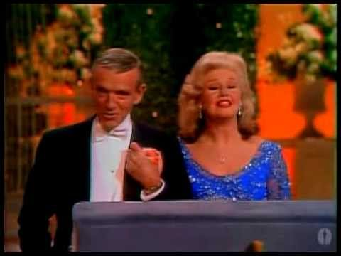Fred and Ginger Reunite: 1967 Oscars