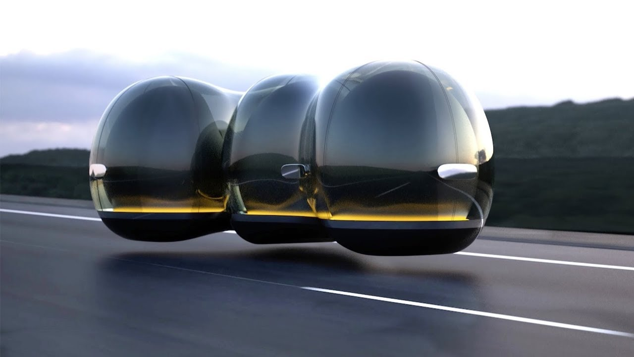 Garage Renault Drome 2020 Renault Float Future Revolution Air Car