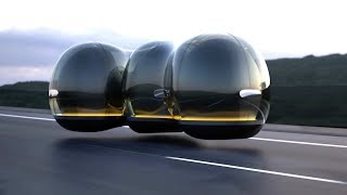 2020 Renault Float - Future Revolution Air Car!
