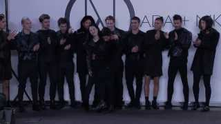 Ada + Nik AW14/15 'The Dark Wolf' at London Collections: Men (Highlights)