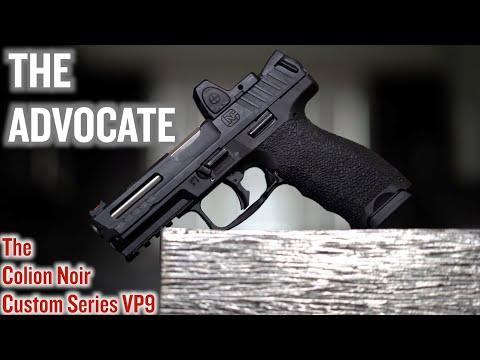 THE ADVOCATE | Colion Noir Signature Series VP9
