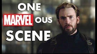 One Marvelous Scene- Cap's Entrance