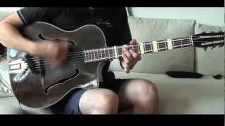 Vintage Gypsy Jazz Guitars - Favino,, Busato, Di Mauro, etc...