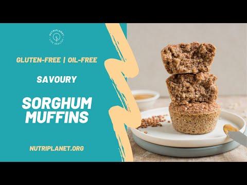 savoury-sorghum-muffins-[vegan,-gluten-free,-oil-free,-soy-free]-#sorghummuffins