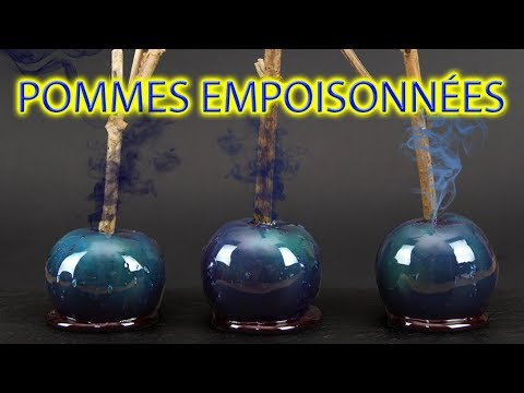recette-facile-halloween---pomme-d'amour-carl-is-cooking