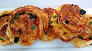 Resep Danish Pastry - Danish Pastry Recipe