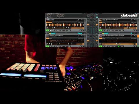 How to Sync Traktor & Maschine - Dubspot Native Instruments Tutorial w/ DJ Endo