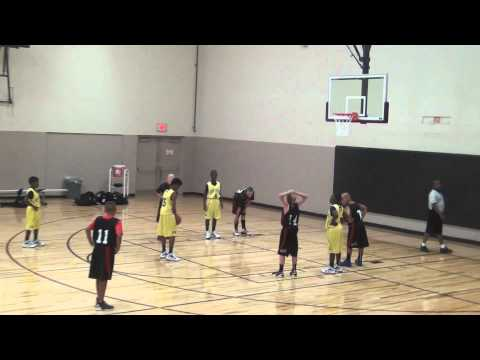 Show Stoppers TX vs 5 on 5 at Las Vegas Live July 18, 2012