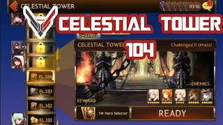 Seven Knights - Celestial Tower 104 Asia Server
