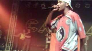 MC DALESTE - T.A.Q 3 E T.A.Q 2 - AO VIVO NO CABRAL