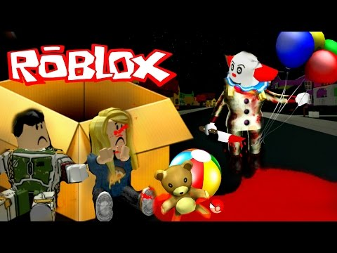 CLOWN SIGHTING IN ROBLOX! | Roblox Roleplay