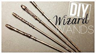 DIY Wizard Wands!