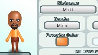 [TAS] Mii Channel - Matt% in 13.23s