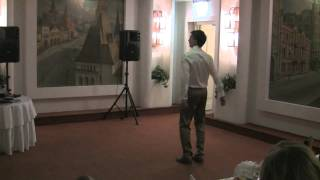 Конкурс на свадьбе - Вернуть туфельку