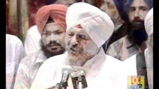 Tumri Sharan Tumari Aasa - Bhai Harbans Singh - Live Sri Harmandir Sahib