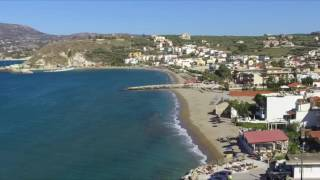 Crete Island Estates Kalives Chania Crete Greece by gyrocopter - Video by Focus Weddings
