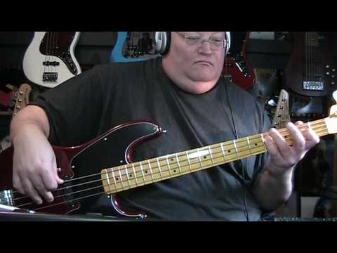 The Pretenders Mystery Achievement Bass Cover with Notes & Tablature