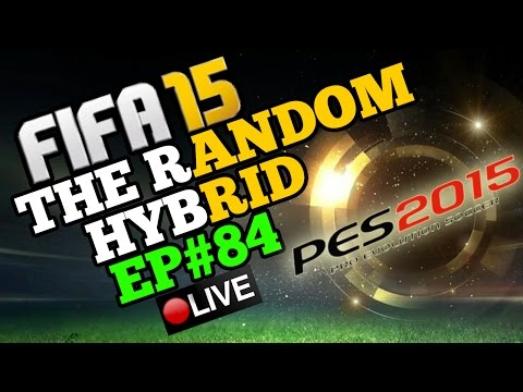 NEW WAY OF DOING THINGS! The Random Hybrid Episode 84! PES!