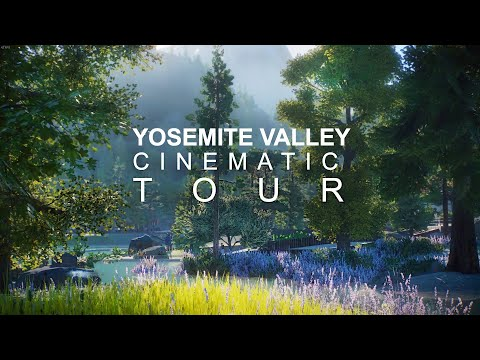 A Day in Yosemite Valley Zoo - Planet Zoo Cinematic Short Film |
